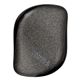 Tangle Teezer Black Sparkle Čierny kompaktný kefa