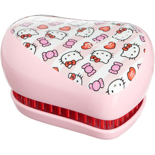 Tangle Teezer Hello Kitty Candy Stripes kompaktný kefa